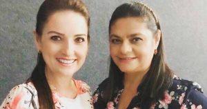 Lauriete e Léa Mendonça (Instagram)