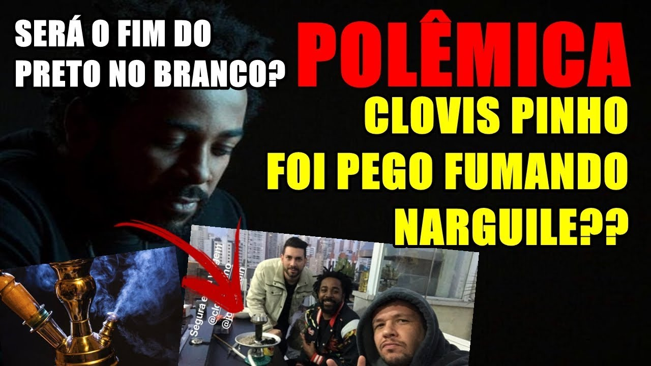 Cantor gospel Clóvis Pinho aparece cantando música secular (Reprodução:Instagram)