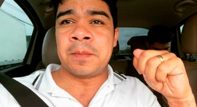 Samuel Mariano desabafa em redes sociais (REPRODUÇÃO)