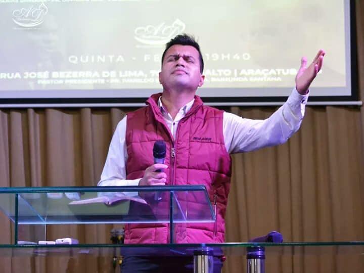 Cantor Rafael Marques (Reprodução)