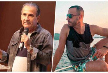 Pastor Silas Malafaia e Leonardo Sale