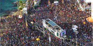 Banda gospel envergonha evangélicos e faz show no carnaval de Salvador