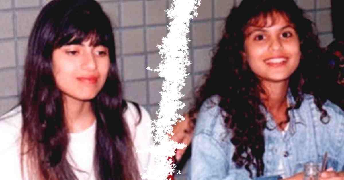 Aline Barros e Fernanda Brum
