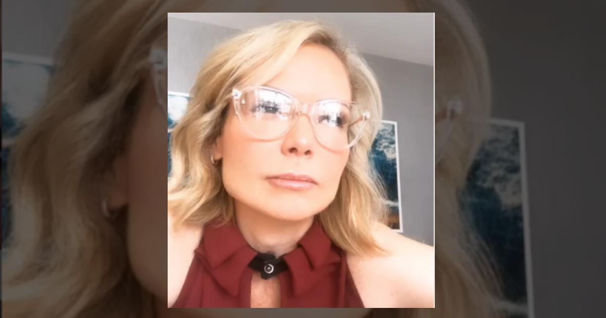 Bianca Toledo em desespero após a absolvição de Felipe Heiderich