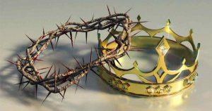 Coroa de espinhos usada por Jesus Cristo