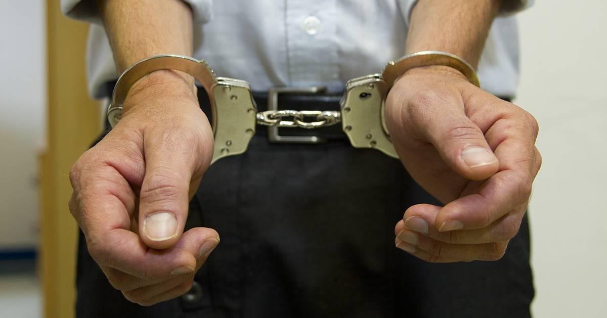 Homem é preso (Imagem ilustrativa)