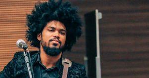 Cantor gospel Juninho Black