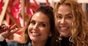 Aline Barros e Joelma