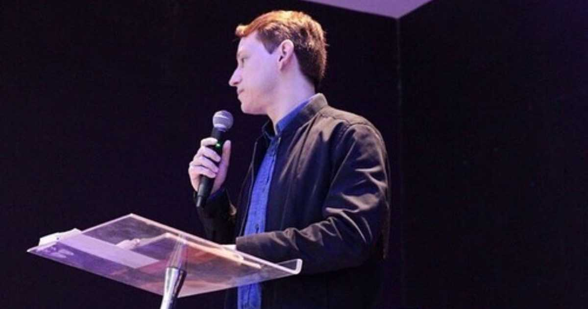 Pastor Felipe Heiderich