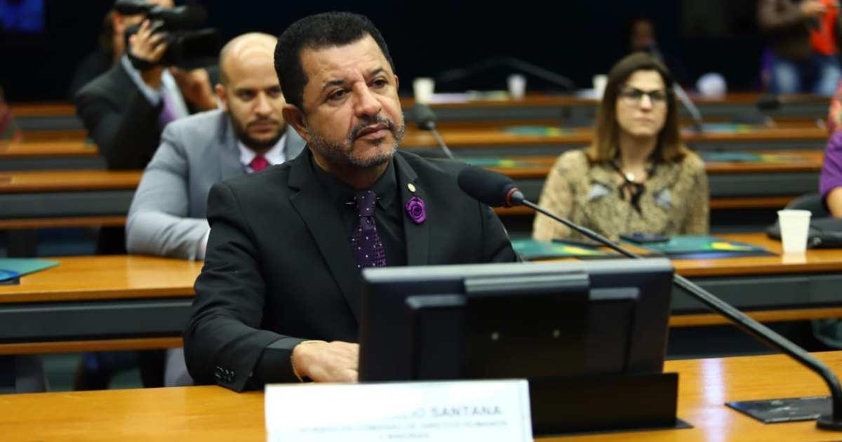 Deputado Abílio Santana