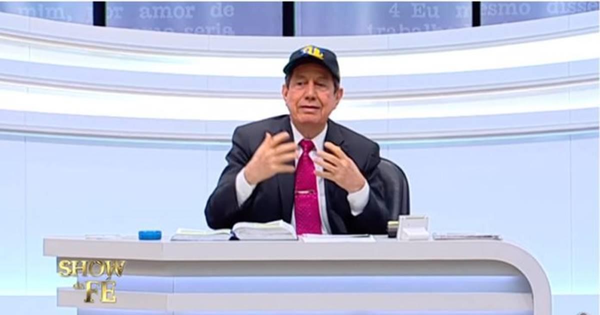 Missionário R.R Soares (Reprodução)