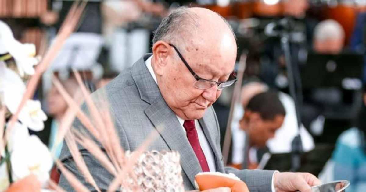 Pastor José Wellington
