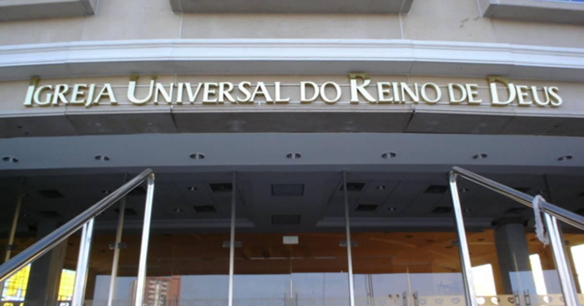 Igreja Universal do reino de Deus (Reprodução)