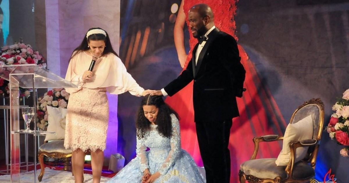 Pastora Wanessa Alves, Wendy e Ap. Wesley Alves