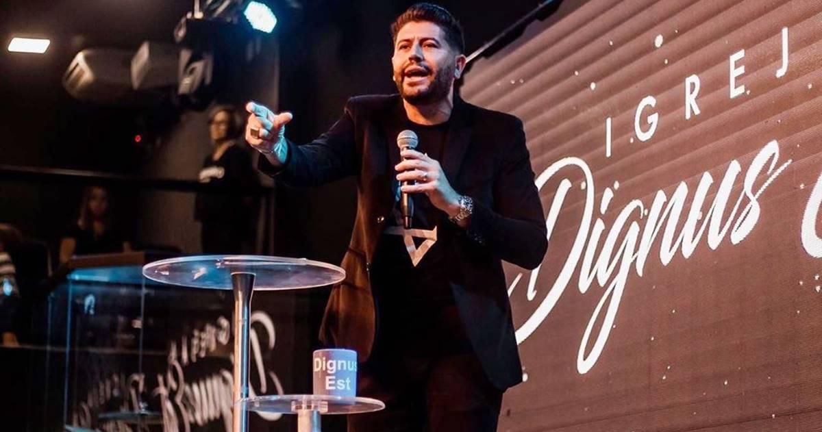 Pastor Alexandre Marinho (Reprodução)