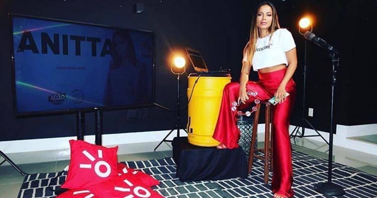 Anitta (Reprodução)