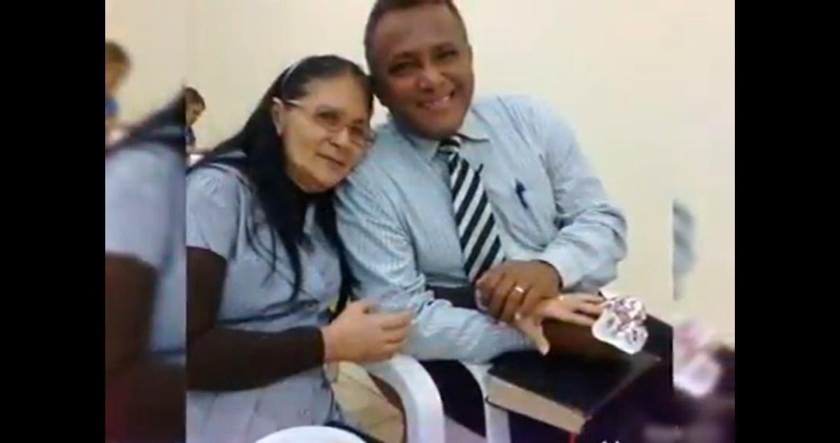 Pastor Aderaldo Cardoso (Reprodução)