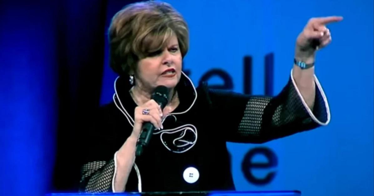 Pastora Cindy Jacobs