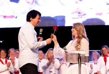 Pastor Alexandre Silva e Elaine de Jesus