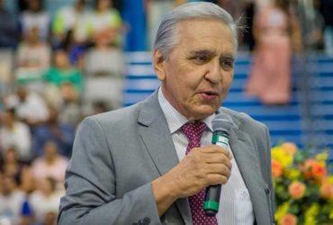 Pastor Rubens Siro de Souza(Reprodução)